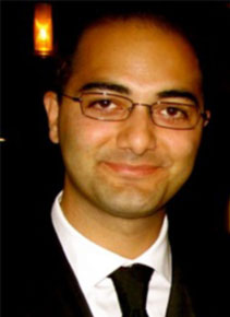 Salman Elmi, Vice President (Washington, D.C.)